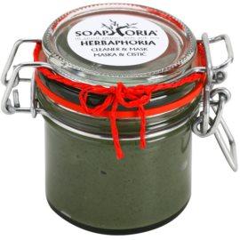 Soaphoria Herbaphoria mascarilla limpiadora  125 ml