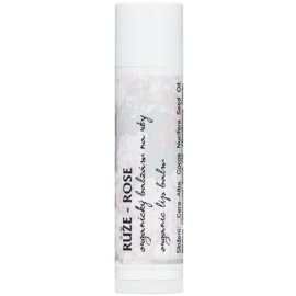 Soaphoria Lip Care organischer Lippenbalsam mit Rosen  5 g
