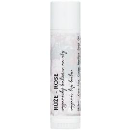 Soaphoria Lip Care bálsamo labial orgánico de rosas  5 g