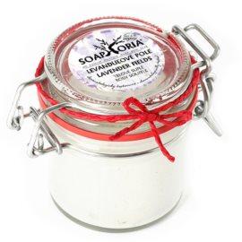 Soaphoria Lavender Fields testápoló szuflé  125 ml
