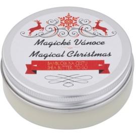Soaphoria Magical Christmas bambucké máslo s regeneračním účinkem  50 ml