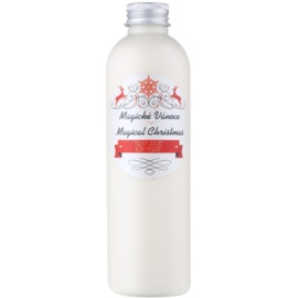 Soaphoria Magical Christmas organický tělový jogurt s hydratačním účinkem  250 ml