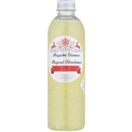 Soaphoria Magical Christmas gel de banho orgânico para pele fina e lisa  250 ml