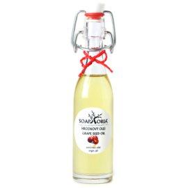 Soaphoria Organic szőlőmagolaj a bőr feszességéért  50 ml