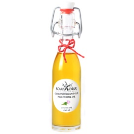 Soaphoria Organic ostropestřecový olej  50 ml