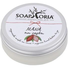 Soaphoria Organic  hydratačná mana na ruky  50 ml