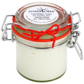 Soaphoria Cleaner & Mask pianka oczyszczająca dla cery wrażliwej  150 ml