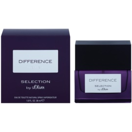 s.Oliver Difference Women Eau de Toilette para mulheres 30 ml