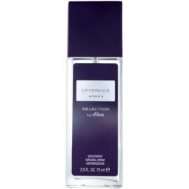 s.Oliver Difference Women deodorant s rozprašovačom pre ženy 75 ml