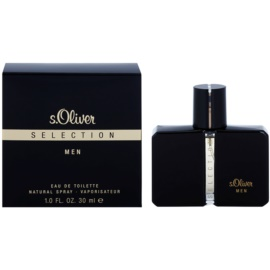 s.Oliver Selection Men Eau de Toilette für Herren 30 ml