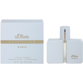 s.Oliver Selection Women eau de toilette para mujer 30 ml