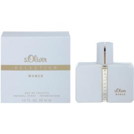 s.Oliver Selection Women Eau de Toilette pentru femei 30 ml