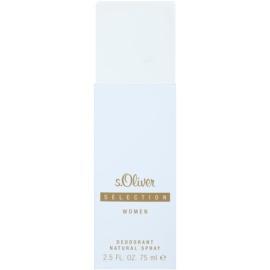 s.Oliver Selection Women deodorant s rozprašovačem pro ženy 75 ml