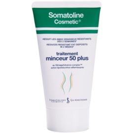 Somatoline Slimming 50 Plus zeštihlující krém pro ženy po menopauze  150 ml
