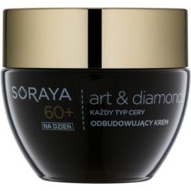 Soraya Art & Diamonds regenerační denní krém pro obnovu pleťových buněk 60+  50 ml