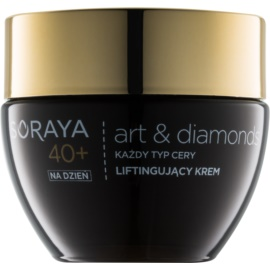 Soraya Art & Diamonds kräftigende Tagescreme mit Lifting-Effekt 40+  50 ml