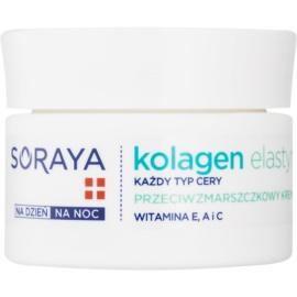 Soraya Collagen & Elastin Anti-Faltencreme mit Vitaminen  50 ml