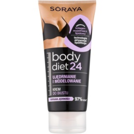 Soraya Body Diet 24 Modeling Cream For Decollete Firming  150 ml