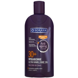 Soraya Anti Ageing Hydrating Body Lotion With Smoothing Effect 30+  400 ml