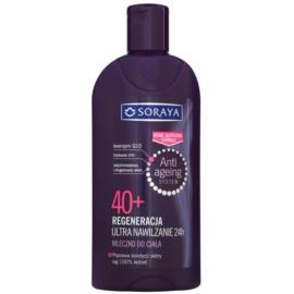 Soraya Anti Ageing hydratační tělové mléko s regeneračním účinkem 40+  400 ml