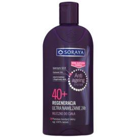 Soraya Anti Ageing hydratačné telové mlieko s regeneračným účinkom 40+  400 ml