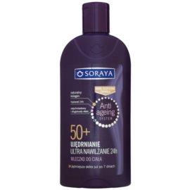 Soraya Anti Ageing hydratisierende Körpermilch mit festigender Wirkung 50+  400 ml