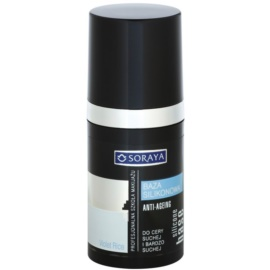 Soraya Anti Ageing prebase de maquillaje de silicona para pieles secas y muy secas  33 ml