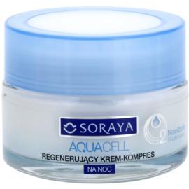 Soraya Aquacell crema hidratante para regenerar la piel  50 ml