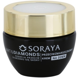 Soraya Art & Diamonds creme de dia antirrugas 30+  50 ml