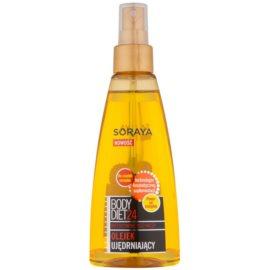 Soraya Body Diet 24 Intensely Nourishing Body Oil with Firming Effect  150 ml
