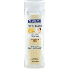 Soraya Clinic Clean feuchtigkeitsspendendes Mizellarwasser für reife Haut  200 ml