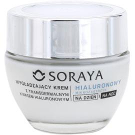 Soraya Hyaluronic Microinjection vyhladzujúci krém s kyselinou hyalurónovou 30+  50 ml