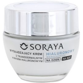 Soraya Hyaluronic Microinjection creme suavizante  com ácido hialurônico com ácido hialurónico 30+  50 ml