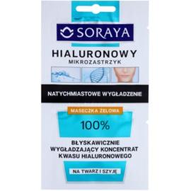 Soraya Hyaluronic Microinjection intensive Liftingmaske mit Hyaluronsäure  2 x 5 ml