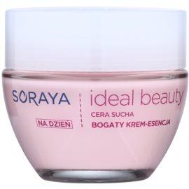 Soraya Ideal Beauty reichhaltige Tagescreme für trockene Haut  50 ml