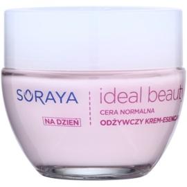 Soraya Ideal Beauty eine reichhaltige Tagescreme für Normalhaut  50 ml