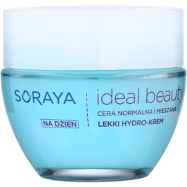 Soraya Ideal Beauty crema hidratante ligera  para pieles normales y mixtas  50 ml