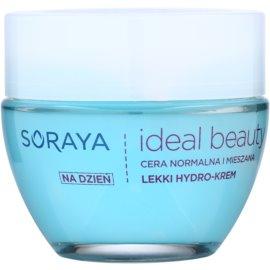 Soraya Ideal Beauty ľahký hydratačný krém pre normálnu až zmiešanú pleť  50 ml