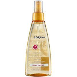 Soraya Ideal Beauty samoopalovací mlha na obličej a tělo  150 ml