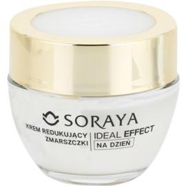Soraya Ideal Effect denní protivráskový krém pro omlazení pleti 50+  50 ml