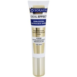 Soraya Ideal Effect розгладжуючий крем проти зморшок для шкріри навколо очей (With Hyaluronic Acid and Stem Cells from Roses) 15 мл