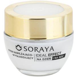 Soraya Ideal Effect creme hidratante alisante 30+  50 ml