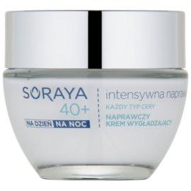 Soraya Intensive Repair krem odnawiający wygładzający skórę 40+  50 ml