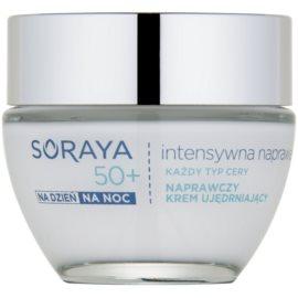 Soraya Intensive Repair crema reafirmante regeneradora para piel 50+  50 ml