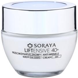 Soraya Liftensive crema de zi pentru contur  40+  50 ml