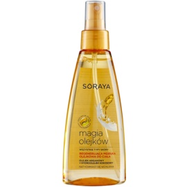 Soraya Magic Oils Body Mist mit regenerierender Wirkung  150 ml