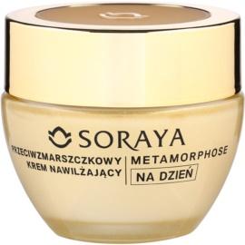 Soraya Methamorphose Luminotechnology омолоджуючий роз'яснюючий денний крем для втомленої шкіри 40+  50 мл