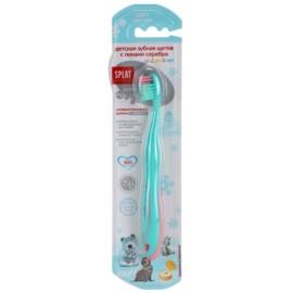 Splat Junior North antibakteriální zubní kartáček s ionty stříbra soft