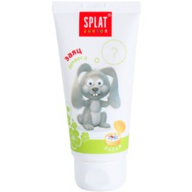 Splat Junior West bioaktív fogpaszta gyermekeknek íz Strawberry (Without Abrasives for Children Aged 3 - 8 Years) 55 ml