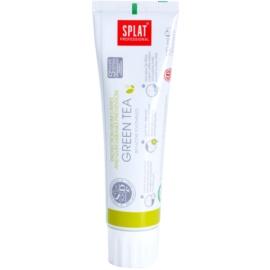 Splat Professional Green Tea pasta de dinti bio-activa pentru protectie impotriva cariilor si bolilor pentru prevenirea problemelor gingivale  100 ml